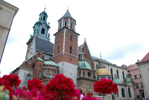 Wawel Castle Cathedral and history of krakow